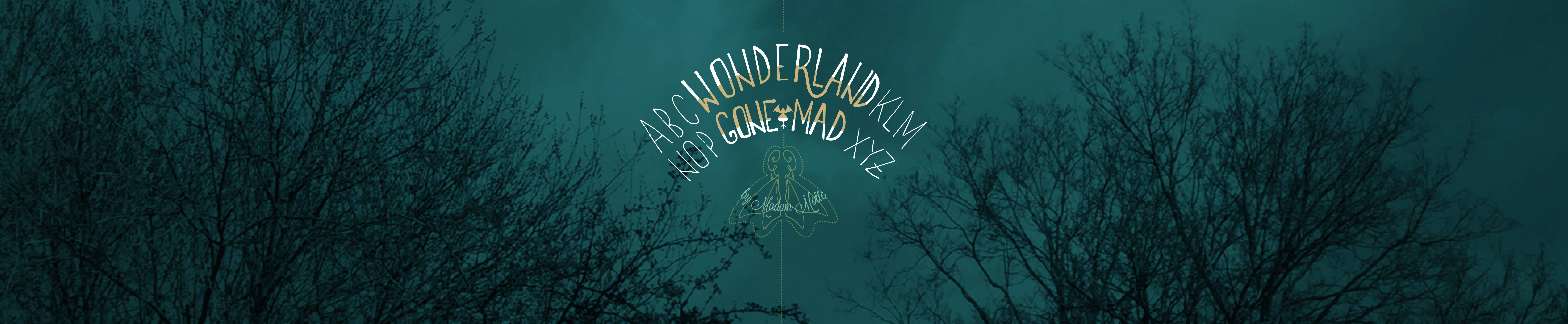 ☽ wonderland gone mad ☾